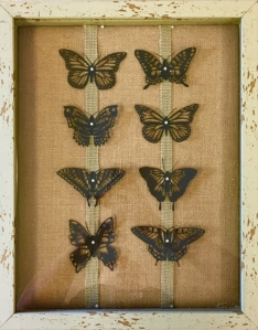 Butterflies in Sage